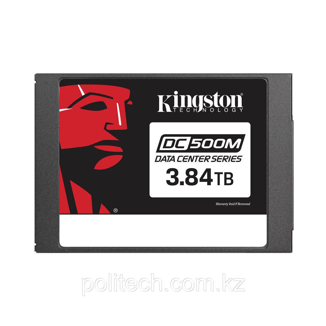 Твердотельный накопитель SSD Kingston SEDC500M/3840G SATA 7мм