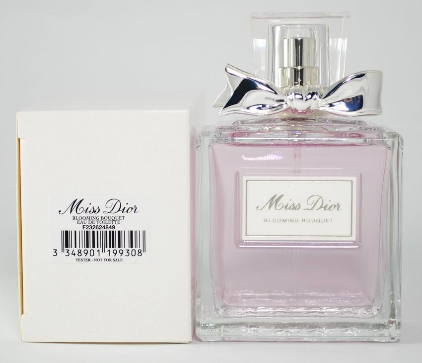 Miss Dior Blooming Bouquet Christian Dior для женщин 100мл (тестер)
