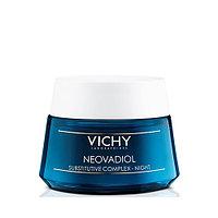 Компенсирующий комплекс Vichy Neovadiol, ночной крем-уход для кожи в период менопаузы, 50 мл