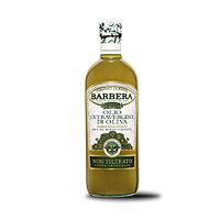 Масло оливковое BARBERA Extra Virgin NON FILTRATO, 1 л