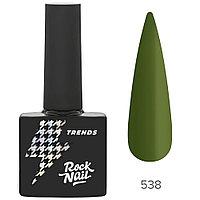 Гель-лак RockNail Trends #538, 10мл