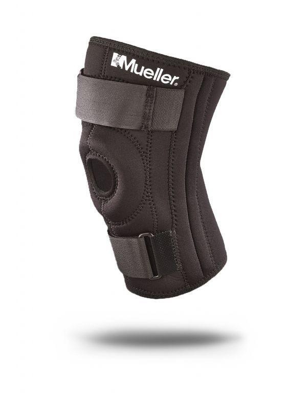Бандаж на колено Mueller 2313 Patella Stabilizer Knee Brace with Universal Buttress - фото 2