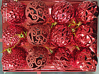 Набор елочных украшений 12в1