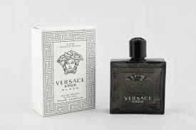 Туалетная вода для мужчин Versace Eros Black 100ml (тестер), фото 2