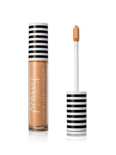 Pretty by Flormar. Cover Up Liquid Concealer 02