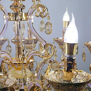 Люстра Классика 8825/12 Gold, фото 2