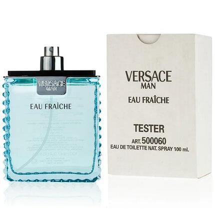 Versace Man Eau Fraiche Versace для мужчин 100ml (тестер), фото 2