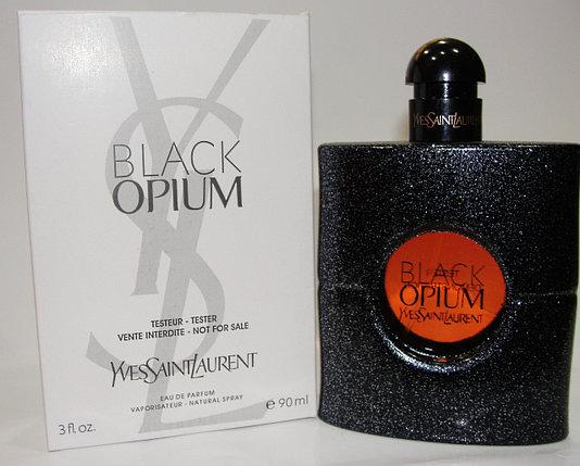 Black Opium Yves Saint Laurent для женщин 100 мл (тестер), фото 2