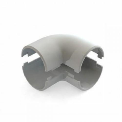 Угол 90 град. соединительный, РУВИНИЛ, У01216, 16 мм, Разъёмный, (60 штук в упаковке)