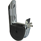 Зажим поддерживающий, А-Оптик, АО HC-10-15, диаметр кабеля 10-20мм/для пролетов до 100м (кабель само