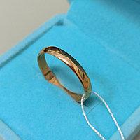 Обручальное кольцо - 19 размер