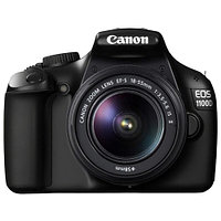Зеркальный фотоаппрат Canon EOS 1100D Kit 18-55 DC ll