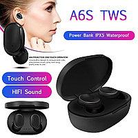 Беспроводные Наушники Bluetooth A6S Airdots TWS Earbuds. Бесплатная доставка
