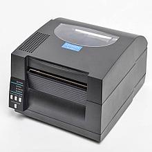 CITIZEN CL-S521 Принтер для печати штрихкодов, прямая печать, 200 dpi, серый, RS232, USB