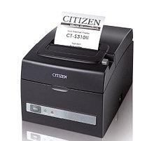 CITIZEN CTS310IIXEEBX POS принтер CT-S310II для печати чеков, черный, USB, 10/100 Ethernet.