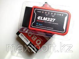 Автосканер ELM327 1.5 wifi. Напряжение 12V, фото 2