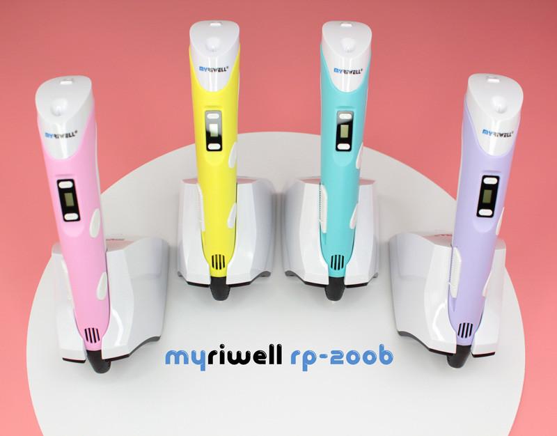 3D ручка Myriwell RP200B