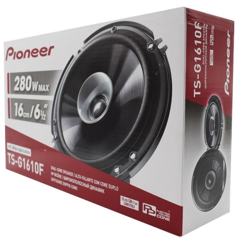 """Колонки широкополосные 6"""" (16см) 40Вт PIONEER TSG1710F"""