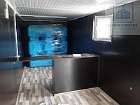 Утепленный контейнер под прачечную 40ф, фото 1