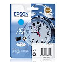 Картридж Epson C13T27124022 для WF-7110-7610-7620 голубой new