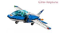 Детский конструктор аналог Лего 242 детали Cities модель NO. 11208