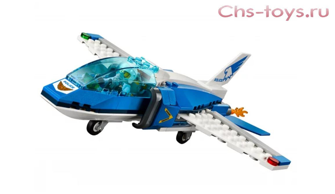 Детский конструктор аналог Лего 242 детали Cities модель NO. 11208 - фото 1