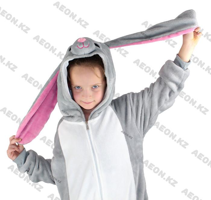 Кигуруми Бродячий кролик детский