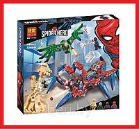 Конструктор аналог Лего 440 деталей SPIDER HERO модель NO. 11187