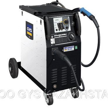 Сварочный аппарат по нержавеющую сталь и альмений MONOGYS 250-4CS
