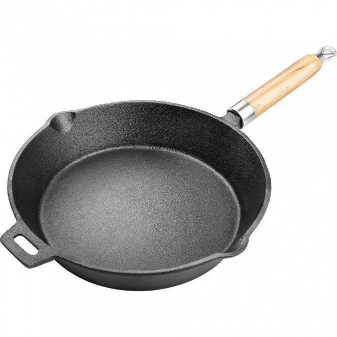 Сковорода Lamart LT1070 чугун