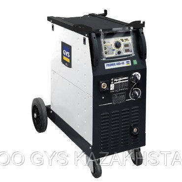 Трехвазный сварочный аппарат PROMIG 400-4S