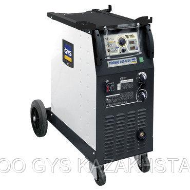 Трехвазный сварочный аппарат PROMIG 400 G DV, фото 2