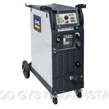 Трехвазный сварочный аппарат PROMIG 400-4S DV WS, фото 2