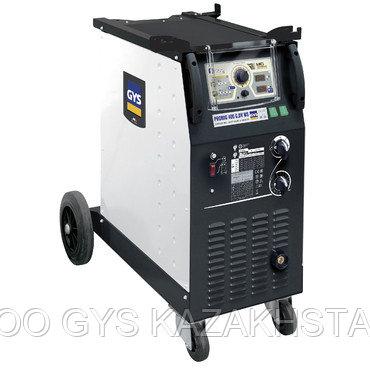 Сварочный аппарат по стали.алюминия PROMIG 400 G DV WS