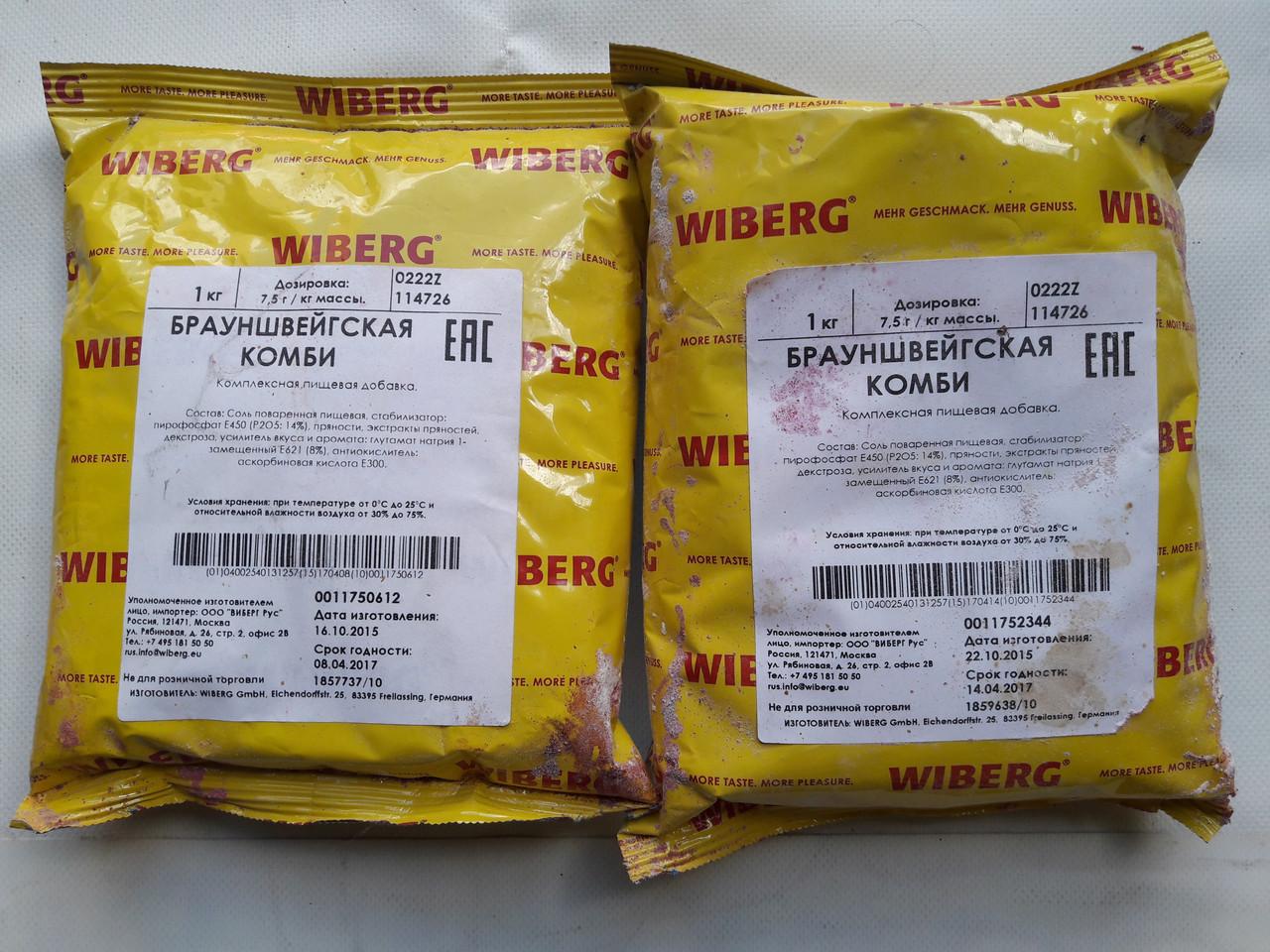Комплексная пищевая добавка для колбасы Брауншвейская Комби