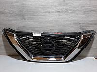 62310HV22C Решетка радиатора для Nissan Qashqai J11E 2014- Б/У