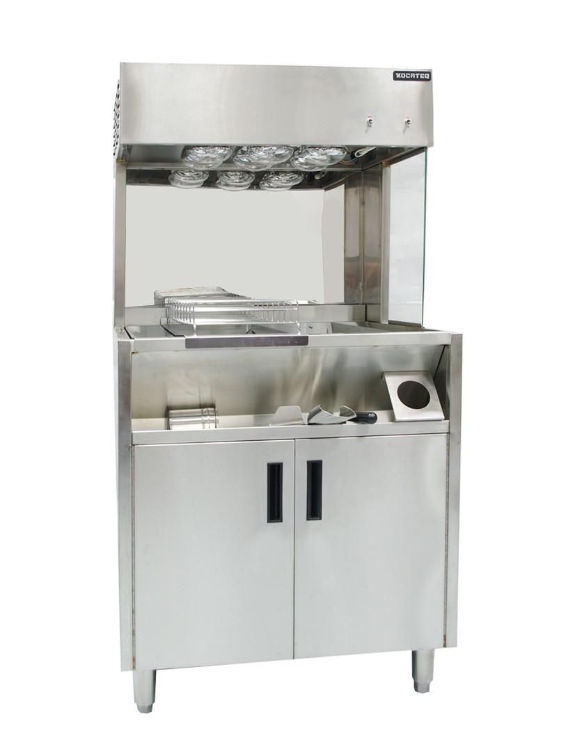 Мармит для картофеля-фри напольный Kocateq DH100EFF