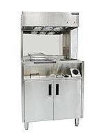Мармит для картофеля-фри напольный Kocateq DH100EFF, фото 1
