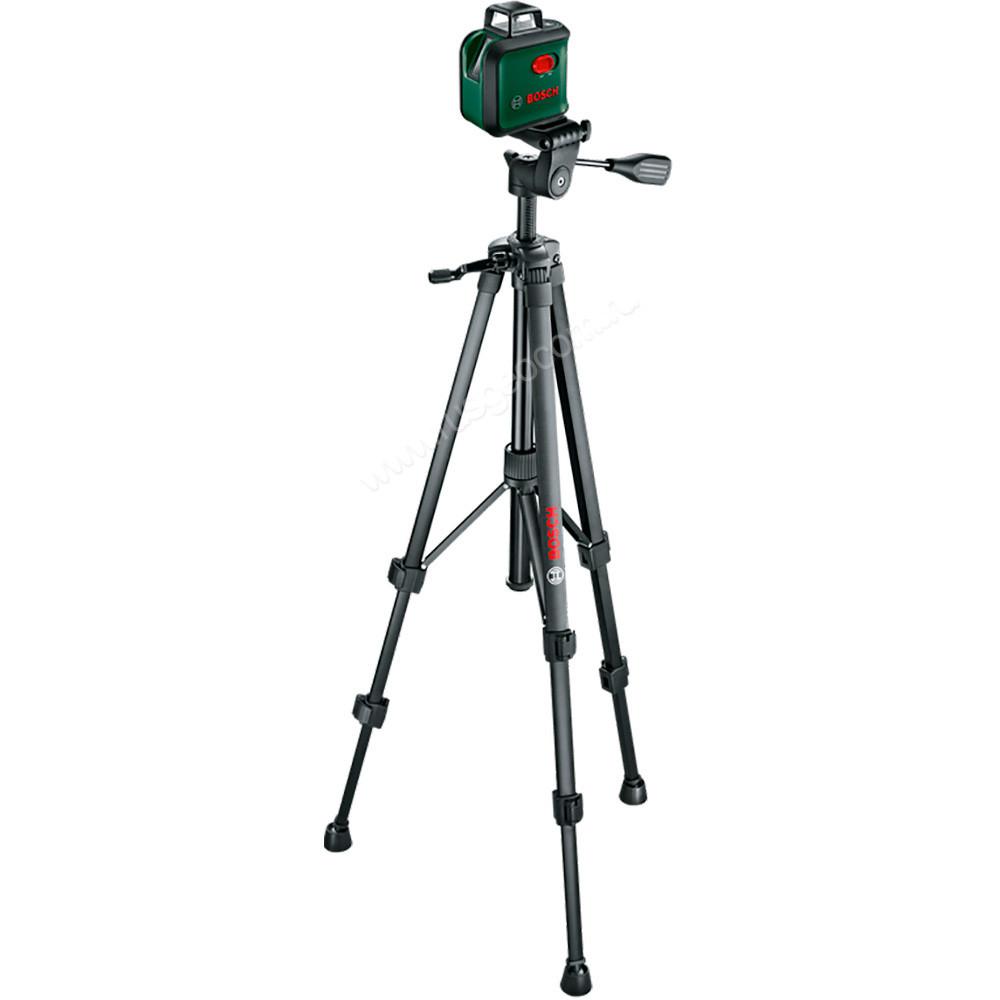 Лазерный нивелир Bosch AdvancedLevel 360 + штатив