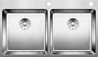 Кухонная мойка Blanco Andano 400/400-IF/A InFino