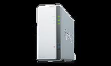 Synology DS120j Сетевой накопитель, 1xHDD, для дома