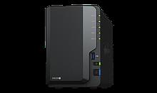 Synology DS220+ Сетевой накопитель, 2xHDD, для дома