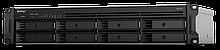 Synology RS1219+ Сетевой накопитель, 8xHDD 2U
