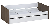 Кровать детская выдвижная Polini kids Simple 4210