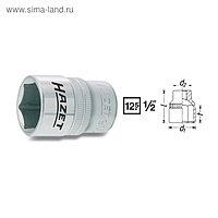 """Головка торцевая HAZET 900-24, 1/2"""" 24 мм, 6 граней"""