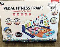 Игровой музыкальный коврик Pedal Fltness Frame