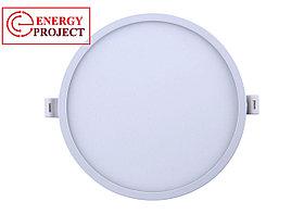 Светодиодная панель круглая внутренняя  6Вт d 120мм 470Лм 6400К