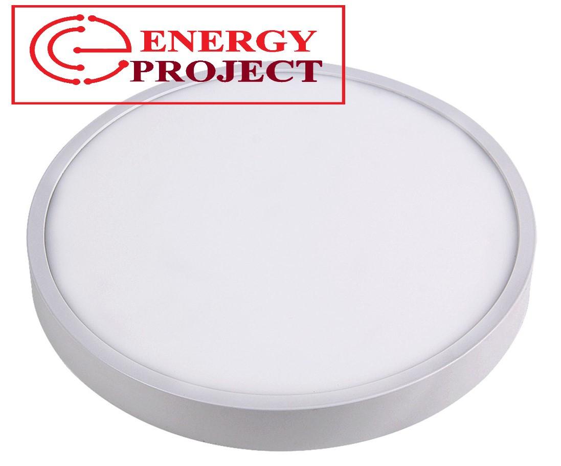 Светодиодная панель круглая накладная 6Вт/470 Лм d120 6400К