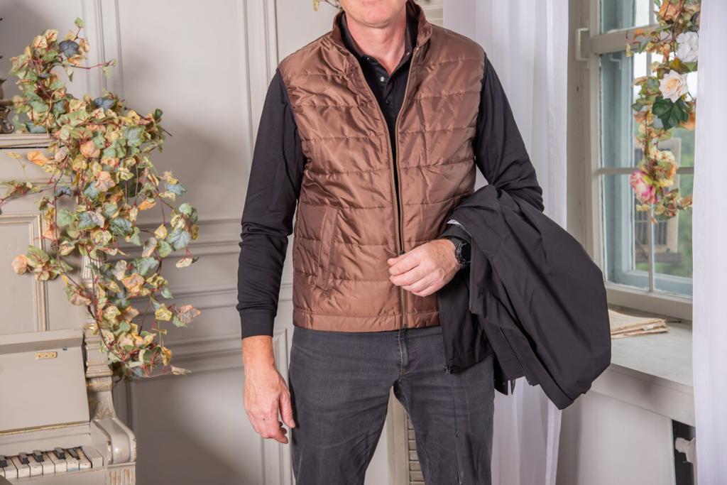 "Куртка с пристегивающимся на молнии жилетом ""Barcelo"" - фото 2"