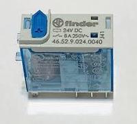 46.52.9.024.0040 24VDC 8A Finder